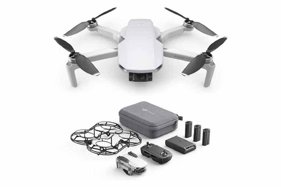 DJI-Mavic-Mini-Combo-Drone-Leggero-e-Portatile