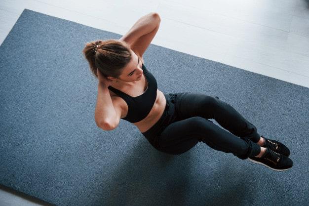 Gli esercizi giusti per eliminare il grasso intra-addominale