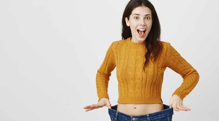 La perdita di peso nelle donne