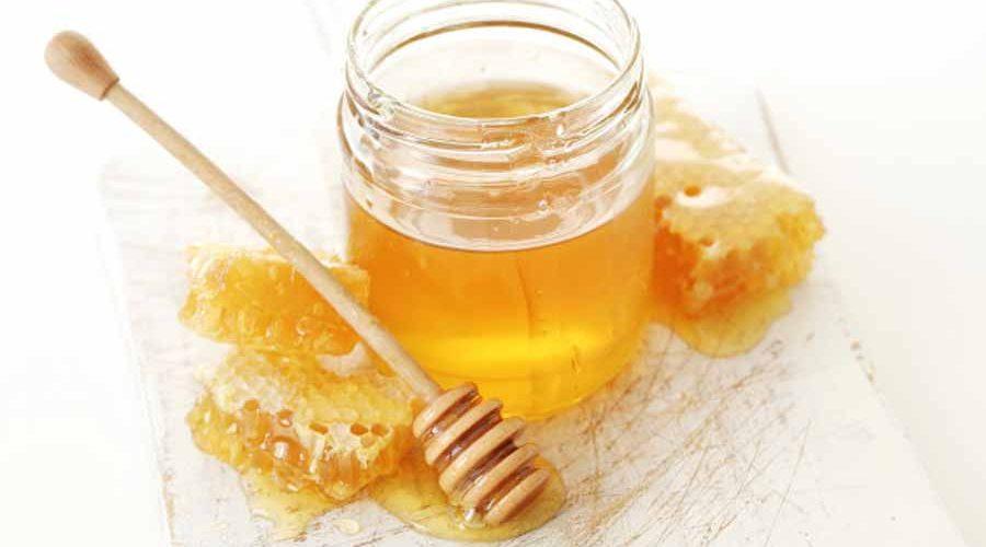 Eccitarsi con il miele