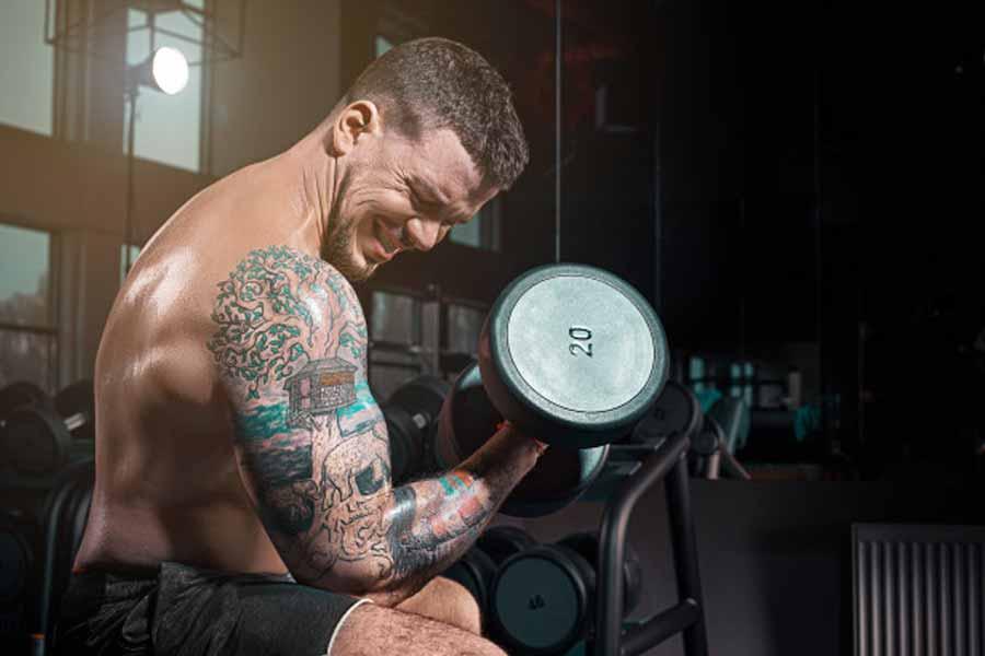 L'uso del testosterone per il bodybuilding