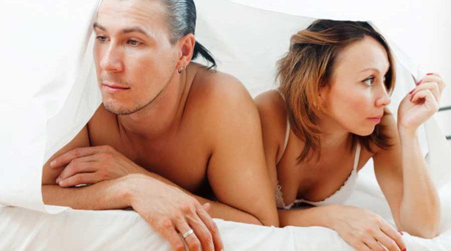 Disfunzione erettile durante il rapporto