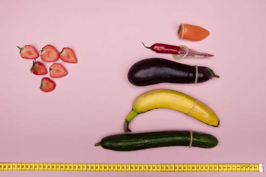 Qual è la dimensione media di un pene nel mondo