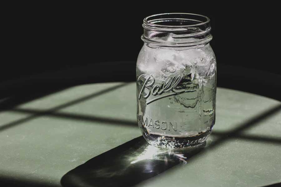 Non stai bevendo abbastanza acqua