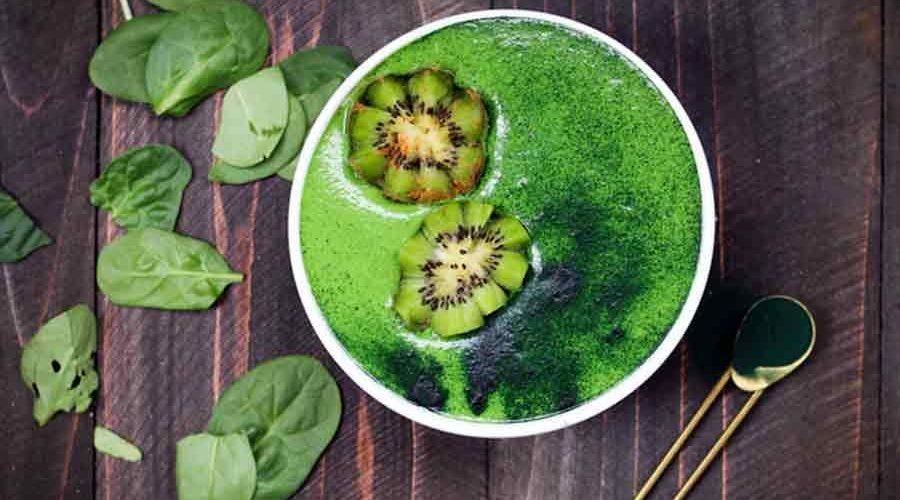 5 ricette di frullati verdi salutari