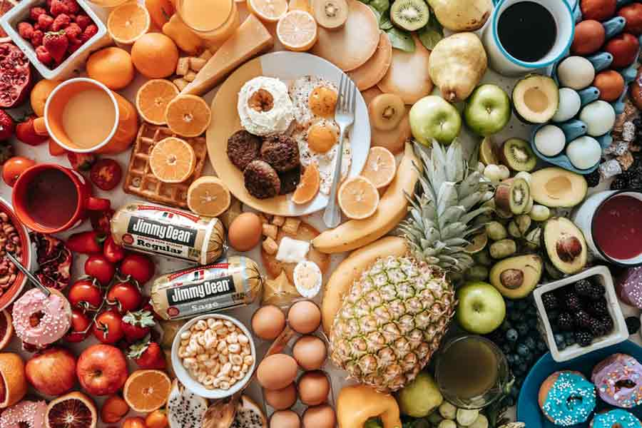 Altri 20 alimenti noti per il loro alto contenuto di fibre